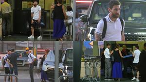 Messi se va de vacaciones con Cesc y sus familias a Ibiza