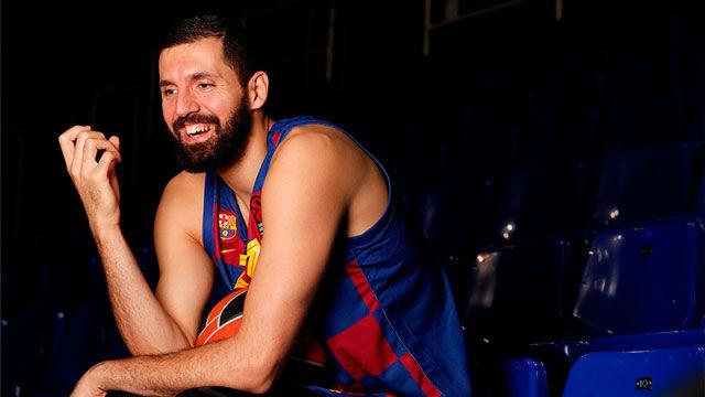 Mirotic: Espero conocer a Messi pronto. Es un ídolo, sin duda