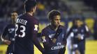 Neymar está disfrutando en París