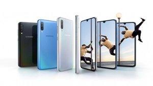 El nuevo Samsung Galaxy A70