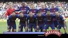 El once inicial del FC Barcelona ante el Getafe CF