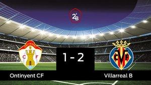El Ontinyent 1-2 Villarreal B
