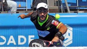 Pablo Lima será baja en el Granada Open 2018