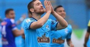 Paulo Gallardo jugaba en Sporting Cristal y tenía mucha proyección