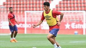 Pedro Porro se estrena en una pretemporada con el primer equipo
