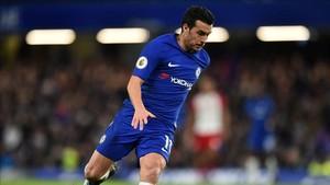 Pedro Rodríguez será titular en el Chelsea ante el FC Barcelona