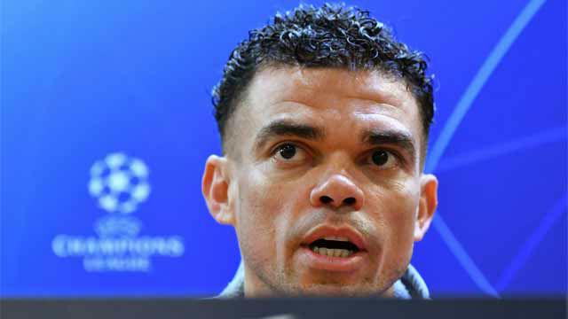 Pepe: La Roma es ahora diferente a cuando yo estaba en el Real Madrid