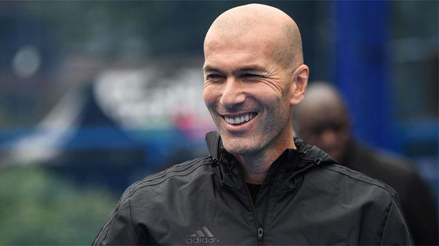 El perfil de Zidane