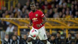 Pogba seguirá vinculado al Manchester United