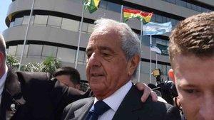 El presidente de River está en contra de jugar la final en Madrid