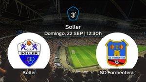Previa del partido de la jornada 5: Soller contra Formentera