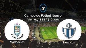 Previa del partido: el Madridejos recibe en casa al Tarancon
