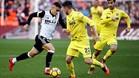 En la primera vuelta, el Villarreal se impuso por la mínima