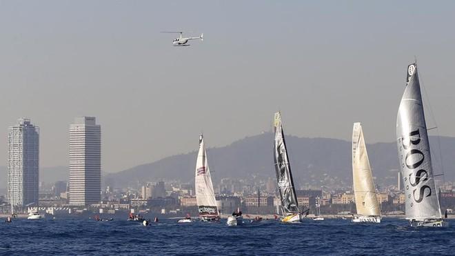 La Barcelona World Race 2019 se dividirá en dos etapas