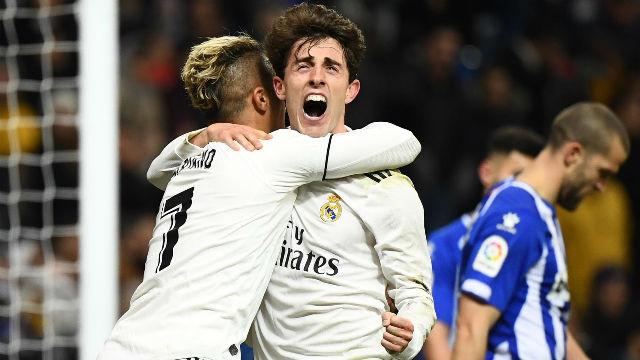 El Real Madrid se enchufa para el clásico