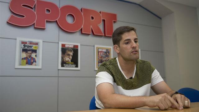 Robert Moreno: ¿Tener a Messi, Suárez, Griezmann y Neymar? Bendito marrón