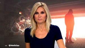 Sandra Golpe (Antena 3 Noticias) confiesa haber sufrido una agresión sexual en el pasado