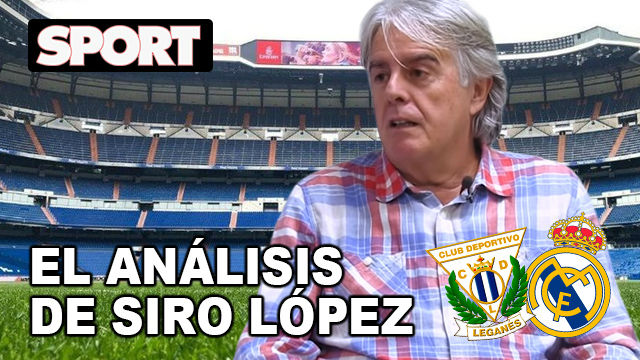Siro López: Otra decepción más, y van...