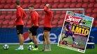 El Slavia afronta dos partidos muy exigentes en cuatro días