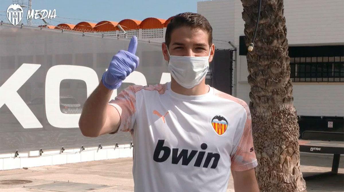 Vallejo ve cerca el objetivo del club de entrar en Champions