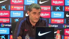 Valverde: No creo que Arthur esté para el Clásico
