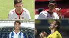 Vietto, Kranevitter, Borré y Óliver son algunos de los cedidos del Atlético de Madrid