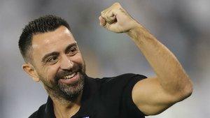 Xavi entrenará al Barcelona (ES)