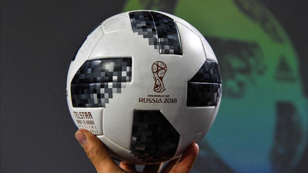 Así es el balón oficial del Mundial de Rusia 2018 091f6fcc85832