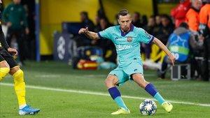Alba ha jugado 73 minutos ante la Real Sociedad