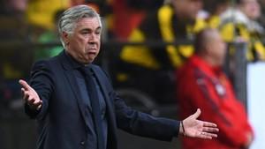 Ancelotti defiende su modo de ser como entrenador