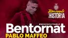 Así anunció el Girona el retorno de Maffeo