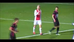 Así juega Frenkie de Jong, la perla holandesa que sigue el Barça