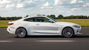 Así es el nuevo BMW serie 4 Coupé