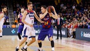 Barça y Baxi Manresa jugarán la segunda semi en el Palau