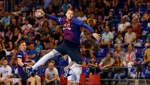 El Barça debuta en competición europea
