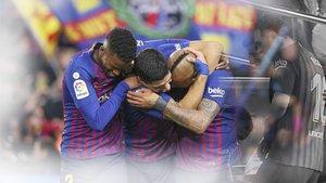 El Barça ha respondido sin Messi