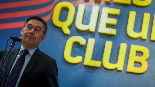 Bartomeu: El Leganés debería poder reforzarse