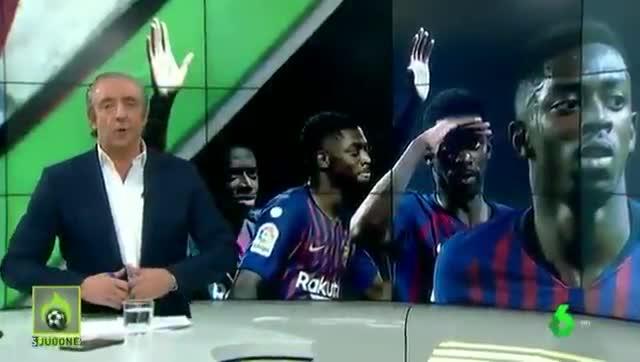 La brutal crítica contra el Barça