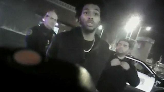 La brutal detención a un jugador de la NBA
