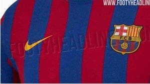 La camiseta retro del Barcelona 2019 / 2020
