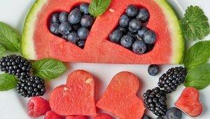 ¿Cuánta fruta tomar?