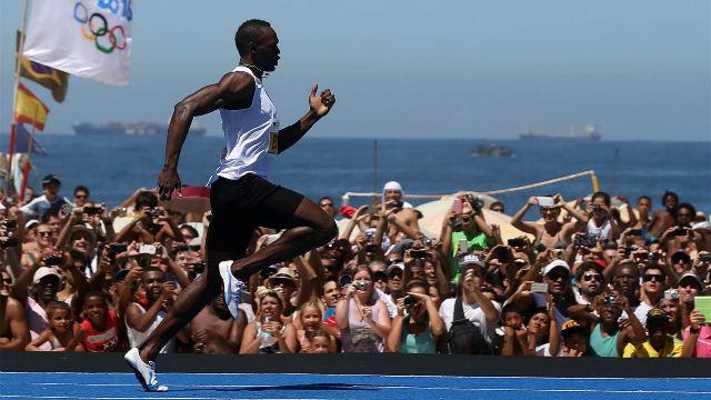 Se cumplen 9 años del hito de Bolt