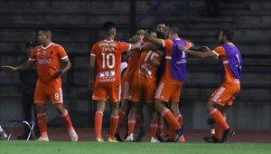 Deportivo La Guaira derrotó 1-0 a Real Garcilaso en su debut en la Copa Libertadores 2019