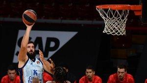 Dubljevic ya es el máximo anotador en la historia del Valencia Basket