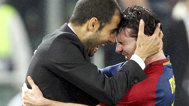 El elogio más sincero de Guardiola a Leo Messi