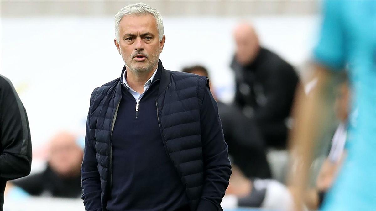 El enfado de Mourinho: A Pep o a Klopp no le haces esa pregunta