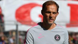 El entrenador del PSG, Thomas Tuchel, cuenta con Adrien Rabiot