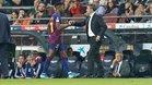 Ernesto Valverde dio la titularidad a Ansu Fati ante el Valladolid