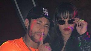 La foto de Neymar y Rihana que ha encendido las redes