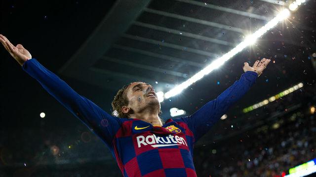 Griezmann, el mejor debutante del Siglo XXI en el Camp Nou